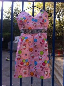 Gift Wrap Dress