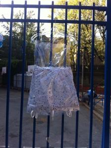 Shower Curtain Dress
